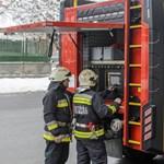 Két embert menekítettek ki egy lakástűzből Nagykanizsán