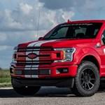 A trendi villanyautók képébe röhög ez a 758 lóerős új Ford pickup