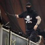 Videó: botrány Genovában, 7 percig tartott az olasz-szerb Eb-selejtező
