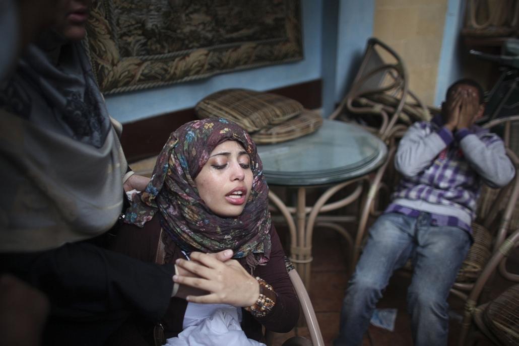 Egyiptom, Tahrír tér - nagyítás-fotógaléria