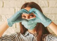 Pozitív önmagunk megtalálása a járvány legkeményebb hullámában