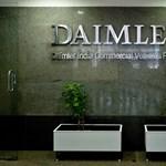 A kínai autógyártóknak a Daimler-részvényekre fáj a foguk
