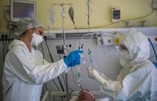 4948 új fertőzöttet találtak, meghalt 107 beteg