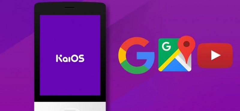 Jegyezze meg a KaiOS nevét: ez az új operációs rendszer, amely ellepheti a mobilokat