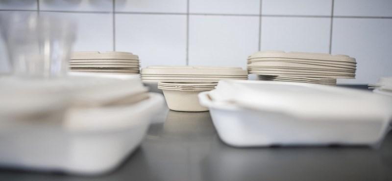 Berobbant a műanyag ételhordók forgalma tavaly
