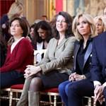 Tévésorozatban vendégszerepel a francia first lady – videó