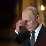 Soha ilyen rosszul még nem állt Putyin szénája