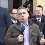 Így riogatta Orbán migránsokkal a nagykanizsaiakat – videó