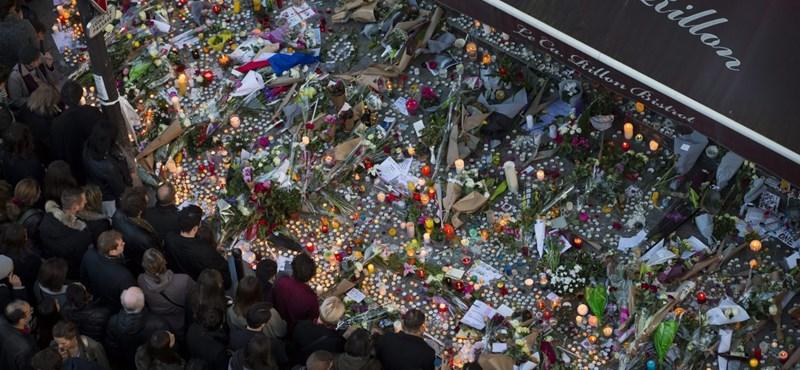 """""""Az életnek tovább kell mennie"""" – kinyitott az egyik megtámadott párizsi kávézó"""