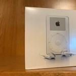 Ez az ősrégi iPod annyiba kerül, mint egy jobb autó