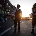 Riadó Londonban: lezártak egy pályaudvart