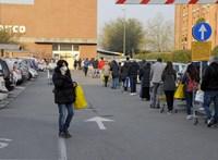 Szilágyi Mónika: Élet avörös zónában - Levél Milánóból