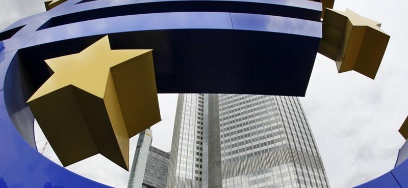 Majdnem nyolcmilliárd eurónyi államkötvényt vett múlt héten az EKB