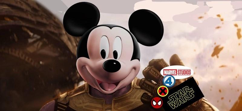 Jön a Disney-féle Simpson család? Megszületett a Hollywoodot felforgató üzlet, a Disney megveszi a Foxot