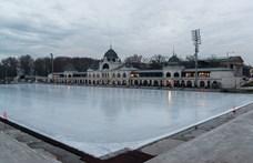 Hivatalosan is elkezdődött a tél: szerdán nyit a Városligeti Műjégpálya