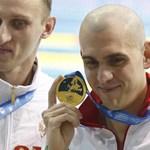 Cseh László megnyerte harmadik aranyérmét