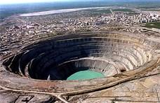 Gigantikus gyémántot találtak Kanadában – fotó