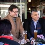 Berlin küldött Orbánnak egy puszit, és lekevert egy pofont