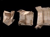 Fogászati röntgennel lestek bele felbontatlan levelekbe brit kutatók