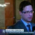 Gulyás Gergely: Nincsenek is olyan sokan a tüntetők