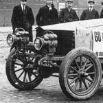 Egy igazi forradalmár: a világ első négykerékhajtású autója