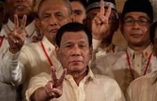 Bármilyen taszító Duterte politikája, a választóknak éppen ő kell