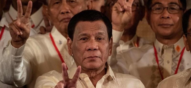 Gyerekeket gyilkol a rendőrség drogellenes harc ürügyén a Fülöp-szigeteken