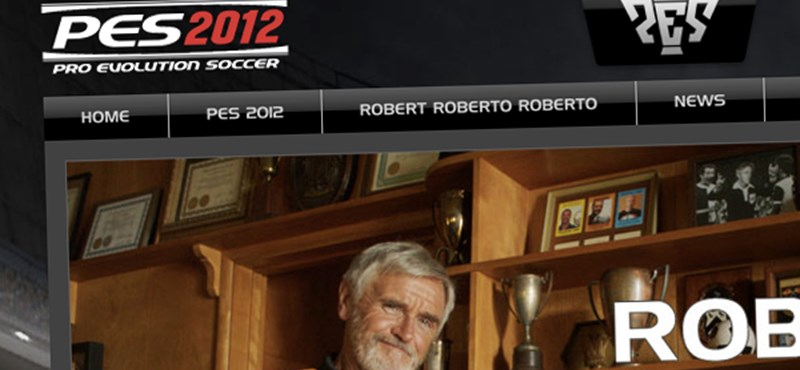 Itt a Pro Evolution Soccer 2012 az Xperia PLAY-re
