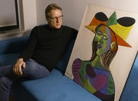 20 év után találták meg a 8 milliárdot érő lopott Picasso-festményt