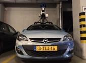 Árokba csúszott Borsodban a Google utcakép-fotózó autója