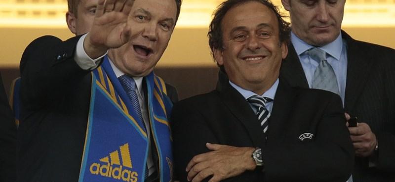 Platini: Kassainak előbb kellett volna fújnia, videobíró nem kell