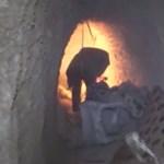 Videó: Alagútrendszert találtak az ISIS-től visszafoglalt város alatt