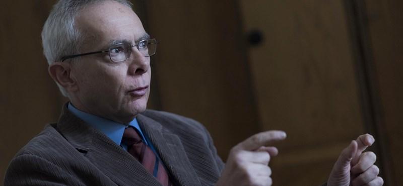 """Bod Péter Ákos posztot kapott a Transparencynél, de nem tekinti magát """"Soros-boynak"""""""