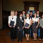 Újabb nyolc magyar egyetemista kapott GE-ösztöndíjat