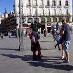 Óvakodjon Minnie egértől Madridban, ha szüksége van a pénztárcájára!