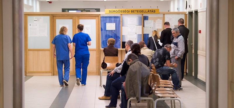 A sürgősségi betegellátást ellenőrzi az Állami Számvevőszék