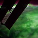 Lenyűgöző képeket készítettek az űrből a sarki fényről – videó