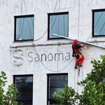 Hivatalos a Sanoma eladása