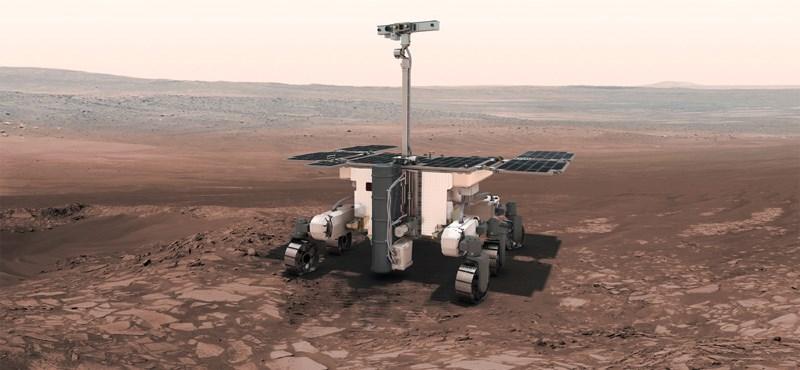 Elkészült az új Mars-járó, 2020-ban fellőhetik
