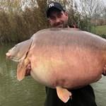 Egy igazi szörnyeteget fogott ki egy magyar tóból egy holland horgász