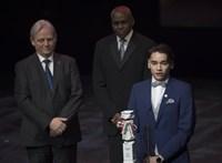 Kozák Danuta és Liu Shaolin Sándor az év sportolója