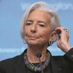 Újrázna az IMF élén Christine Lagarde
