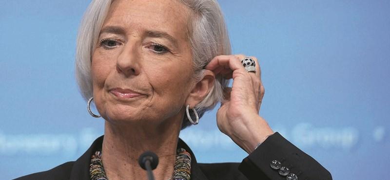 Kínát méltatja az IMF vezérigazgatója