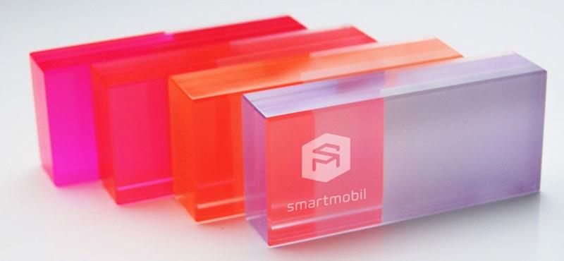 Univerzális kulcshelyettesítő lett a legjobb ötlet a Smartmobilon
