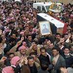 Bölcsészek tüntettek Aleppóban, négy egyetemistát letartóztattak