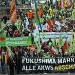 Nyertek a Zöldek Németországban, megugrott az áram ára