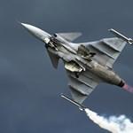 Most először átlépte a hangsebességet egy Gripen E vadászgép