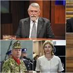 A buldózer, a katona és a Churchill-gondolkodású onkológus - íme az Orbán-kormány új miniszterei