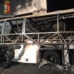 Magyar diákok buszbalesete: még nem lehet tudni, mi okozta a tragédiát