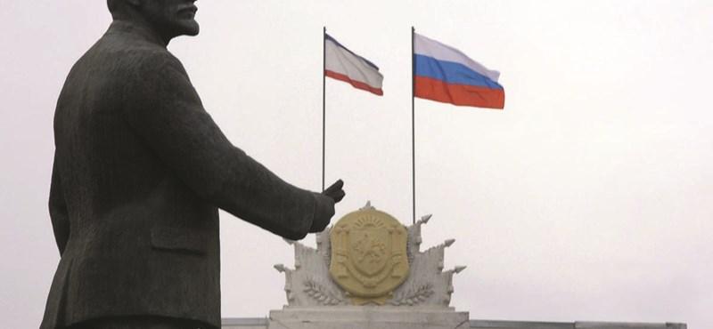 Függetlenségi nyilatkozatot fogadott el a krími parlament